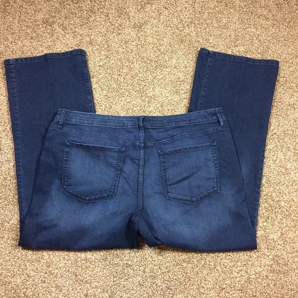 473da9d7e9b ... Plus Size 24W. Ava   Viv Denim - Ava   Viv Women s Bootcut Jeans ...